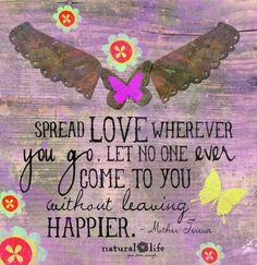 Nuestro #mensajepositivo de hoy es que la felicidad es contagiosa, y tú tienes la capacidad de hacer que los demás sonrían!