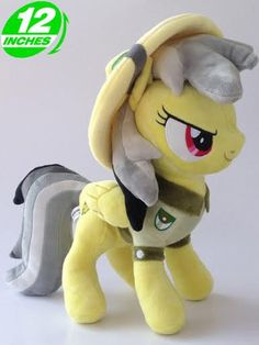 My Little Pony Daring Do Knockoff plush