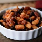 My Mom's Famous Calico Baked Beans