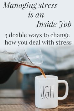 If busy is the new black then stress is its highly popular accessory. That's not to say that stress is all bad all of the time. No one is expecting you to become a Zen Monk. In fact a low amount of…Еще Anxiety Relief, Stress And Anxiety, Stress Relief, Wellness Tips, Health And Wellness, Health Tips, Inside Job, Dealing With Stress, Self Care Routine