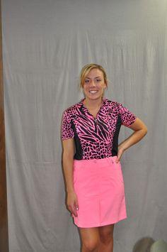 women's clothing, [sku] Skort,  Skort,  DKNYGolf, ladies golf accessories- From the Red Tees