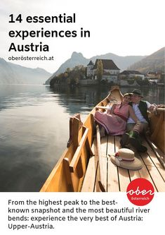 From the highest peak to the best-known snapshot and the most beautiful river bends: experience the very best of Upper Austria. Here are the top 14 highlights that definitely belong on your bucket list. Top 14, Nature Reserve, Austria, The Best, Most Beautiful, Waterfall, Highlights, National Parks, Bucket