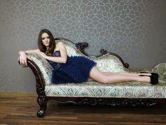 Девушка на диване #girls