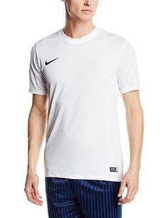 Oferta: 10.74€. Comprar Ofertas de Nike Park Vi Camiseta, Hombre, Blanco / Negro (White / Black), L barato. ¡Mira las ofertas!