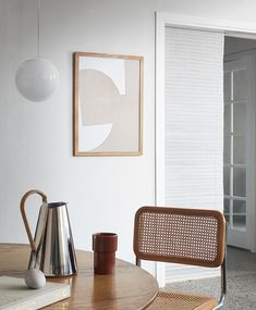 TDC: Object Blanc by Atelier Cph home - maison - decoration - deco - interior design - salon - appartement - apartment - flat - living room - house - design - bohemia - boheme - recup - upcycling - kitchen - bedroom - scandinavian - scandinave / Interior Design Minimalist, Modern Kitchen Design, Minimalist Decor, Decor Interior Design, Interior Decorating, Modern Design, Contemporary Design, Minimalist Living, Minimalist Bedroom