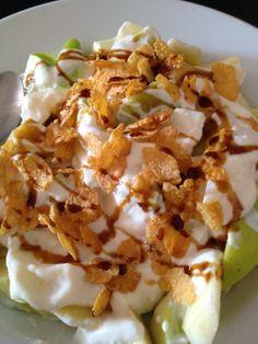 SUZANNE POWELL : Desayuno crujiente y sano... recetas de Joanna