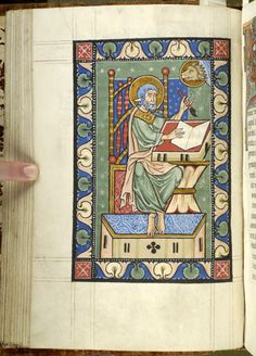 Gospel book, MS M.808 fol. 88v - Images from Medieval and Renaissance Manuscripts - The Morgan Library & Museum