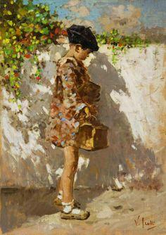 Vincenzo Irolli (Napoli, 1860 – Napoli, 1949) è stato un pittore italiano