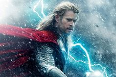 THOR: THE DARK WORLD - THE REVIEW http://saltypopcorn.com.au/reviews/thor-dark-world/ It starts Thursday and has some hot dude in it with a hammer and it's f***** brilliant!! Suss my review at Salty now - no spoilers of significance :)
