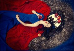 Untitled by Margarita Kareva on 500px - Inspired by Snow White, perhaps?