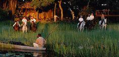 The trip of a lifetime, in my home country! #Proud   Okavango Horse Safaris | Okavango Horse Riding Safaris Ride Botswana Okavango Delta | African Horseback safaris in the Okavango delta.