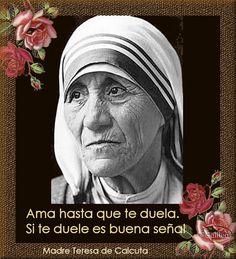 fraces de santos | Frases Madre Teresa de Calcuta