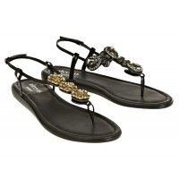 Glamour+Set+in+Black+Patent Shoes Sandals 443316a4f58