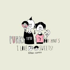 punks & doughets