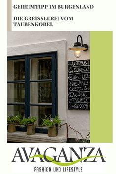 """Heute möchte ich euch einen """"Geheimtipp"""" aus dem Burgenland verraten. Ich entführe euch dazu in das wunderschöne Burgenland, genauer gesagt nach Schützen. In diesem kleinen Ort findet man nicht nur das bekannte und vielgerühmte Restaurant taubenkobel von Eveline und Walter Eselböck, sondern auch gleich daneben die Greisslerei. Bei mir war es """"Liebe auf den ersten Blick""""!"""