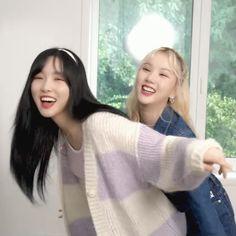 Gfriend Yuju, Ginger Girls, Jungkook Aesthetic, G Friend, Cute Icons, Your Girl, Kpop Girls, Besties, Idol