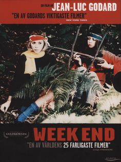 Weekend Godard
