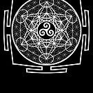 Trikiera_Celtic_Metatron_Mandala_2014 by AntarPravas