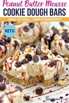 Keto Cookies, Keto Cookie Dough, Edible Cookies, Butter Chocolate Chip Cookies, Keto Chocolate Chips, Cookie Diet, Coconut Cookies, Bar Cookies, Low Carb Sweets
