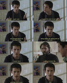 Now imagine what it's like to be a girl, Clay. 13 Reasons Why.