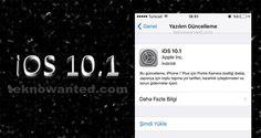"""""""iOS 10.1 özellikleri"""" kilitlendi iOS 10.1 özellikleri   """"iOS 10.1 özellikleri"""" kilitlendi iOS 10.1 özellikleri"""