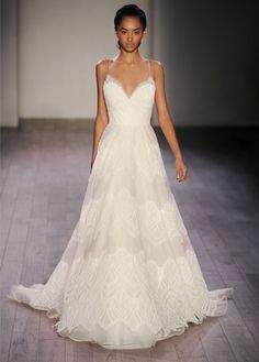 Bridal Gowns, Wedding Dresses by Jim Hjelm - Style jh8601