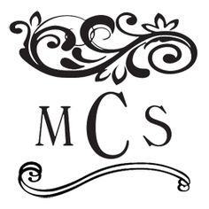 Our MCS Branch Monogram Stamp comes with color options to add your own personal touch! Make your customized mark on envelopes, invitations, letters, and more!