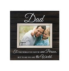"""Malden Father's Day """"Dad"""" Frame"""