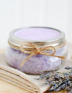 7 #Easy-Peasy DIY Bath Salt Recipes ...