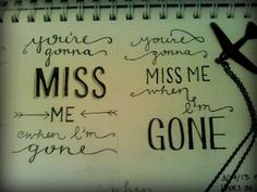 love writing song lyrics