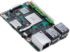Asus fa concorrenza a Raspberry Pi Tinker Board