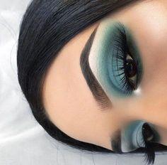 [New] The 10 Best Eye Makeup Today (with Pictures) - Eye Makeup Art, Colorful Eye Makeup, Makeup For Green Eyes, Blue Eye Makeup, Makeup Geek, Makeup Inspo, Eyeshadow Makeup, Makeup Addict, Makeup Inspiration