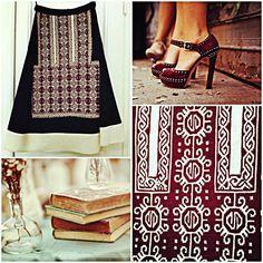 by Adrian Oianu Romania, Animal Print Rug, Hanger, Folk, Street Style, Style Inspiration, Traditional, Beautiful, Home Decor