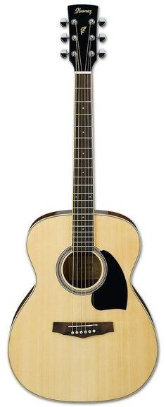 Ibanez PC15-NT Grand Concert Acoustic Guitar | Natrual Finish