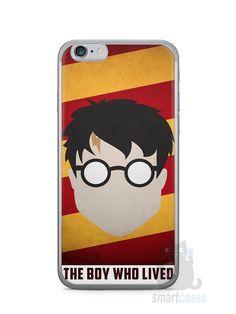 Capa Iphone 6/S Harry Potter #2 - SmartCases - Acessórios para celulares e tablets :)