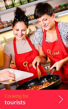 Live cooking show in Prague - Chefparade.cz