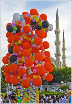 The colors of Turkey  By: Vadim Arshavsky
