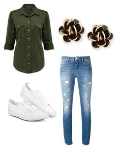 """""""Mila's casual wear"""" by pantsulord on Polyvore featuring Dolce&Gabbana and Chantecler"""
