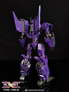 Planet X PX-22 Coeus (FOC/IDW Shockwave) Transformers, Planets, Sci Fi, Third Party, Fictional Characters, Science Fiction, Fantasy Characters
