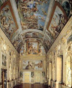 Annibale Carracci (1560-1609), 1597/1602. Afresco. Roma: Palazzo Farnese.