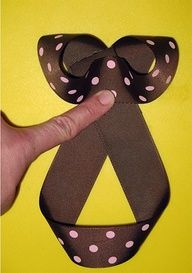 """This link will show you how to make every bow you will ever need! --Repin now, try later"""" data-componentType=""""MODAL_PIN"""