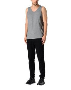 d7609bd8501b07 Sleeveless t-shirt Men s - T by ALEXANDER WANG. Cut Off TeeTank ...
