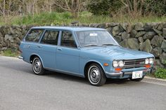 Datsun 510 wagon