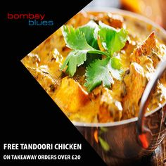 Bombay Blues offers delicious Indian Food in Westcliff-on-Sea, Southend-on-Sea Browse takeaway menu and place your order with ChefOnline. Restaurant Names, Indian Food Recipes, Ethnic Recipes, Tandoori Chicken, A Table, Opportunity, Blues, Menu