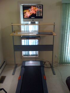 Attractive Fancy Ikea Treadmill Desk