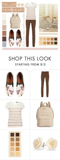 """Saturday Morning"" by olivochka ❤ liked on Polyvore featuring Givenchy, Dondup, Dorothy Perkins, Rampage, LORAC and Bling Jewelry"