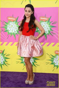 Ariana Grande in our Kirie Boatneck Dress...love! http://www.aliceandolivia.com/kirie-boatneck-dress.html