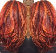 34 super Ideas for hair color cuivre haircuts 34 s # .- 34 super Ideas for hair color cuivre haircuts 34 s # … 34 super Ideas for hair color cuivre haircuts - Pretty Hairstyles, Wig Hairstyles, Hairstyle Ideas, Bob Hairstyle, Wedding Hairstyle, Fringe Hairstyle, Curly Hair Styles, Natural Hair Styles, Ombré Hair