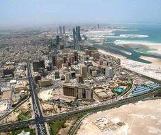His most recent projects include monitoring developments of Durrat Al Bahrain…