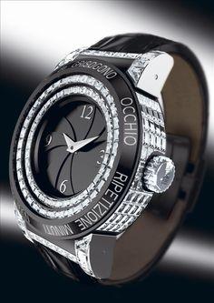 #DeGrisogono Ladies Occhio Ripetizione Minuti #watch